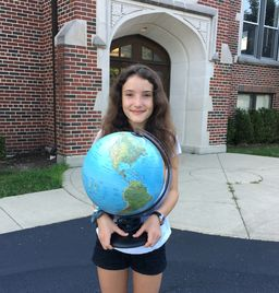 Oakwood Student to Bring World to Smith